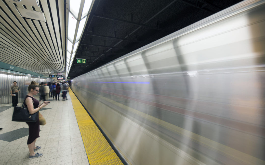 Wi-Fi expands to four more TTC subway stations