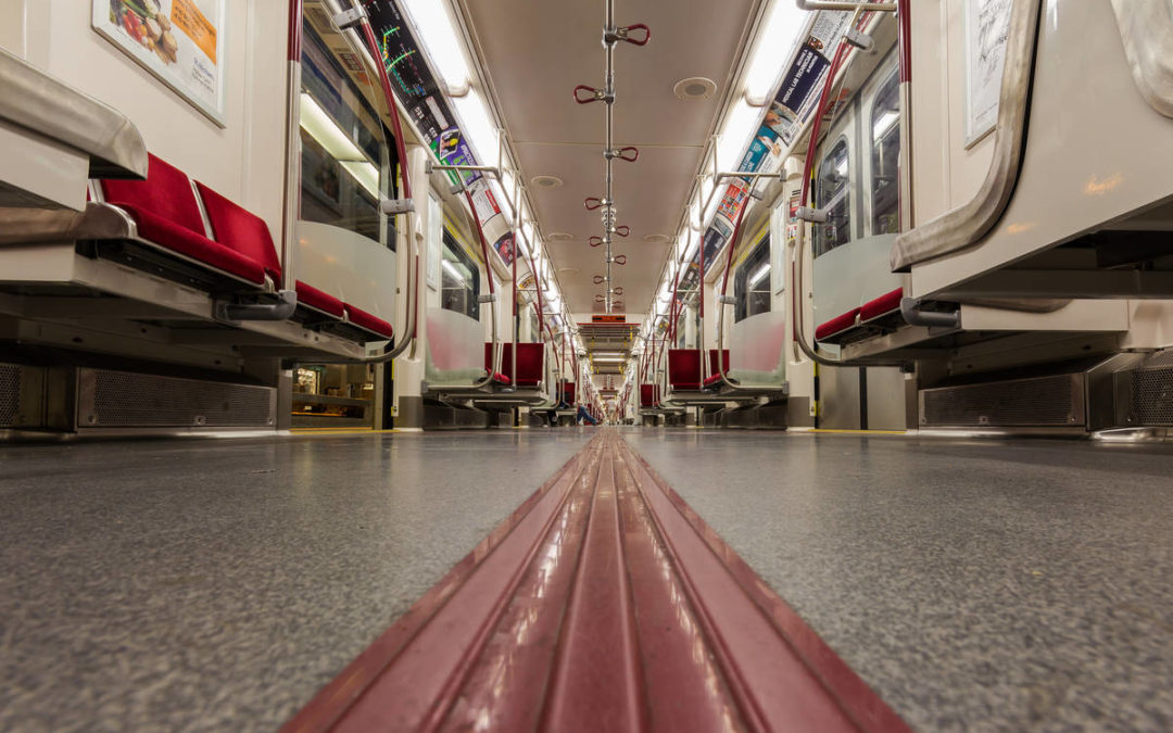 Talk and Text Underground: Limited Cellphone Coverage now Available on TTC Subway